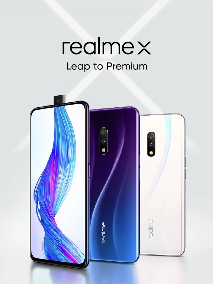 Realme X Launching On 15th July In India, To Be Sold On Flipkart