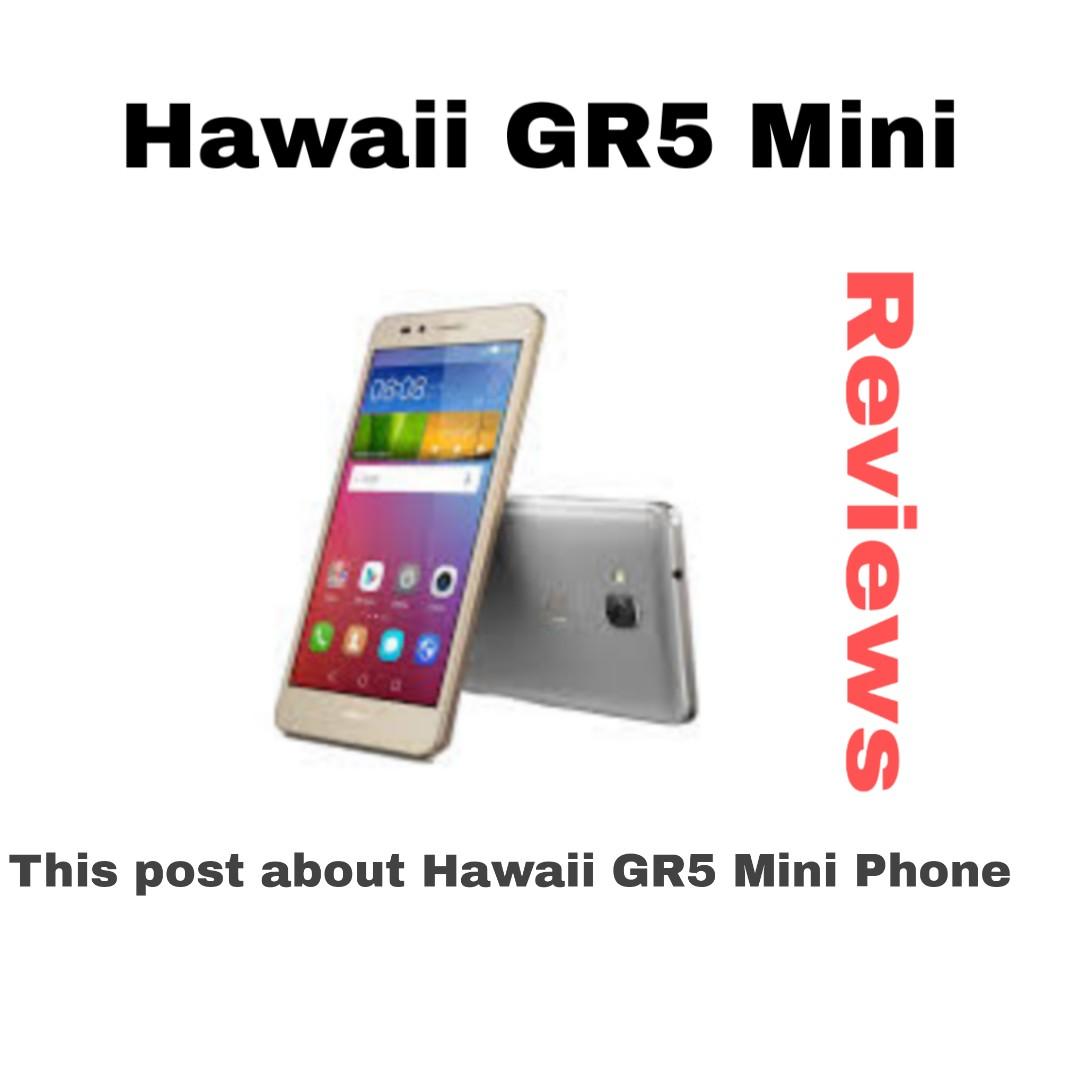 Huawei GR5 Mini Review