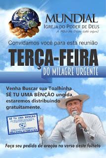 terça-feira,milagre,urgente,impd,mundial,igreja,folhetos,panfletos,toalhinha,sê,tu,uma,benção