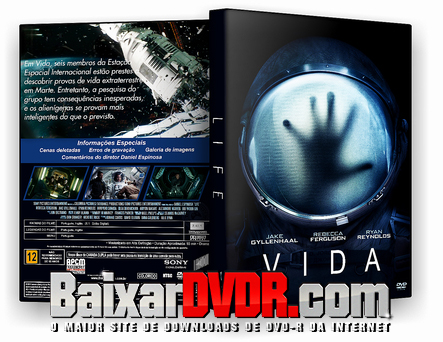 Vida (2017) DVD-R OFICIAL