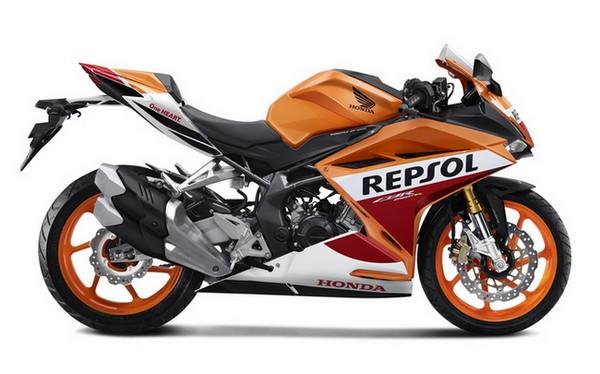 Harga Honda CBR250RR Repsol Edition