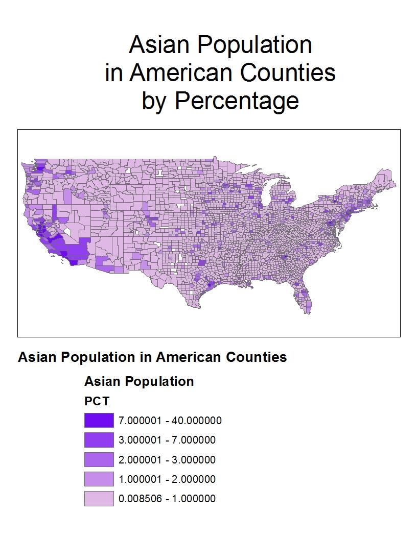 Asian Population Census 100