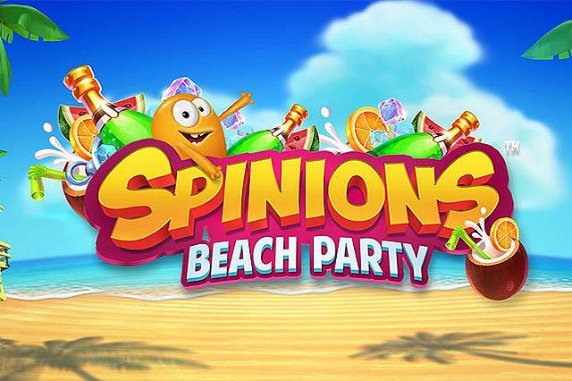 ULASAN SLOT QUICKSPIN SPINIONS BEACH PARTY