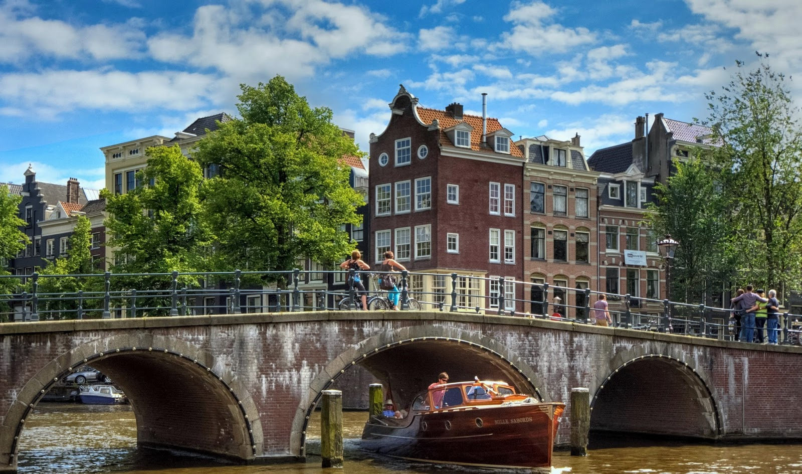 Travel & Adventures: Amsterdam. A voyage to Amsterdam, The ...