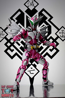 S.H. Figuarts Kamen Rider Jin Flying Falcon 02