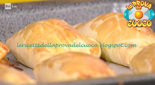Prova del cuoco - Ingredienti e procedimento della ricetta Empanadillas di David Povedilla