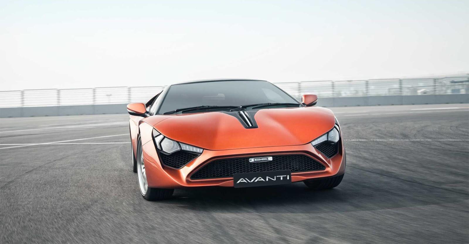 DC Avanti Sports car By DC DESIGN INDIA - Future Cars