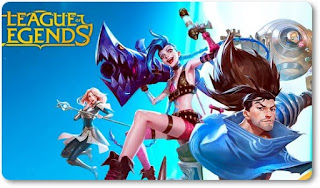 Game League of Legens :Wit Rift
