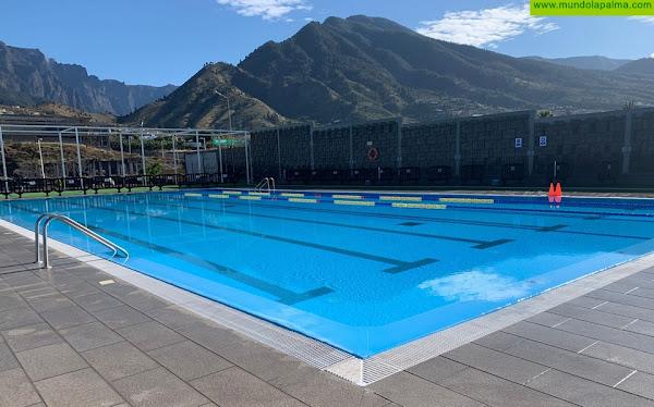 Abierto el plazo de inscripción para los cursillos de natación del mes de junio en la piscina municipal