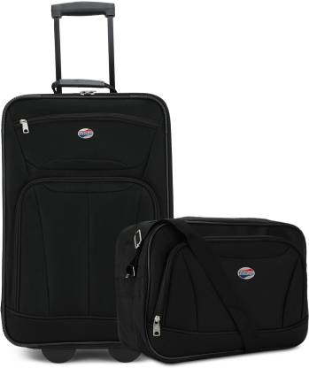 Rs,2339/- American Tourister Suitcase Combo  (Black)