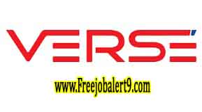 Verse Recruitment 2017 Jobs For Freshers Apply