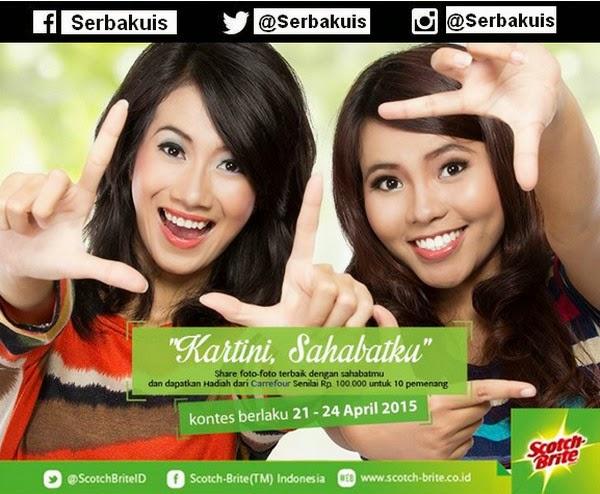 Kontes Foto Kartini Sahabatku Berhadiah Total 1 Juta