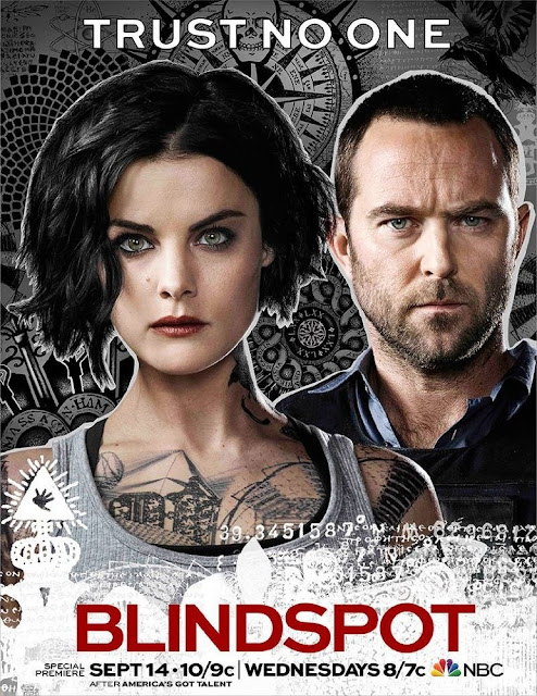 Blindspot 3ª Temporada Torrent (2018) Dual Áudio + Legenda