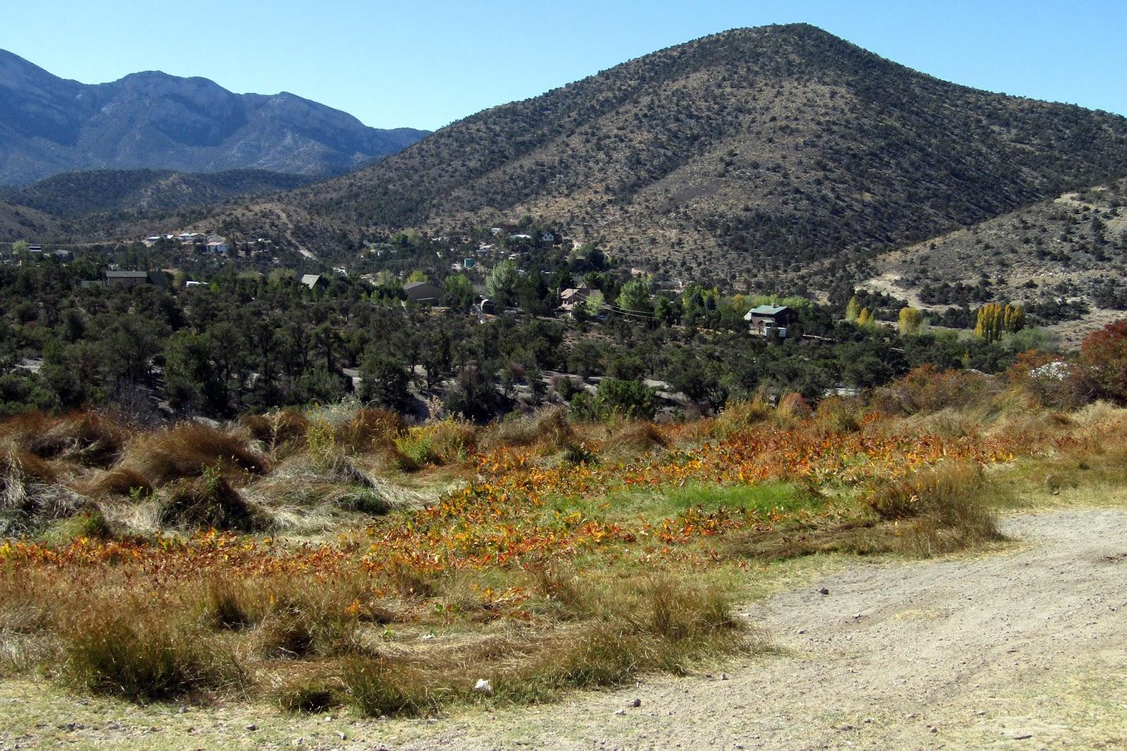 Around The Bend Friends Hiking Club Of Las Vegas: Mountain