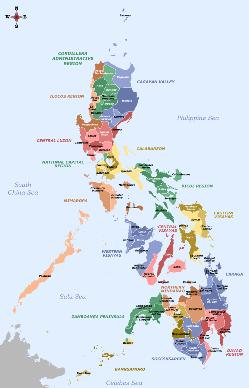 81 provinces of the philippines map  list of provinces in the philippines  philippine regions and provinces pdf  regions in the philippines and their provinces and capital  regions of the philippines and their provinces cities and municipalities  map of the philippines by region  list of 81 provinces in the philippines excel  largest province in the philippines