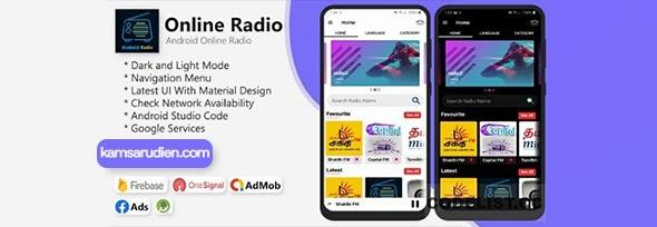 Android Online Radio.