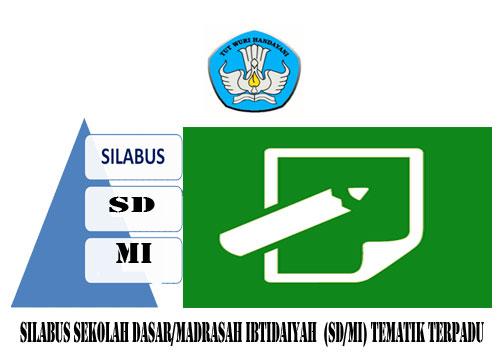 Download Silabus Tematik Terpadu SD/MI Kelas IV