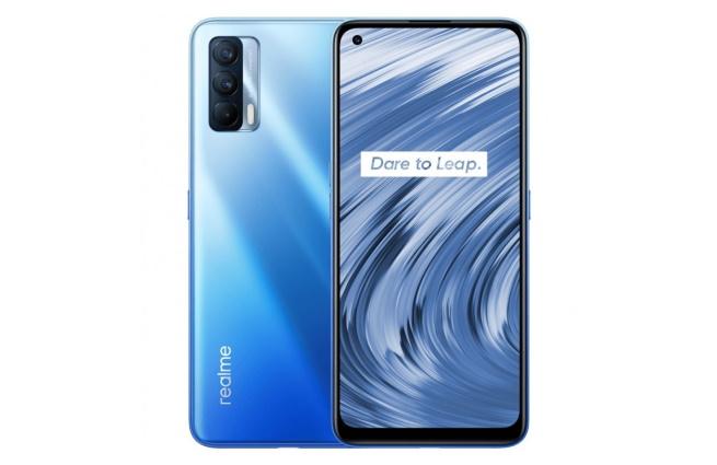 Realme V15 5G Blue
