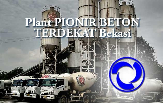Pionir Beton Bekasi