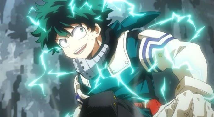 Jump Force | Midoriya é o primeiro personagem de My Hero Academia confirmado no jogo
