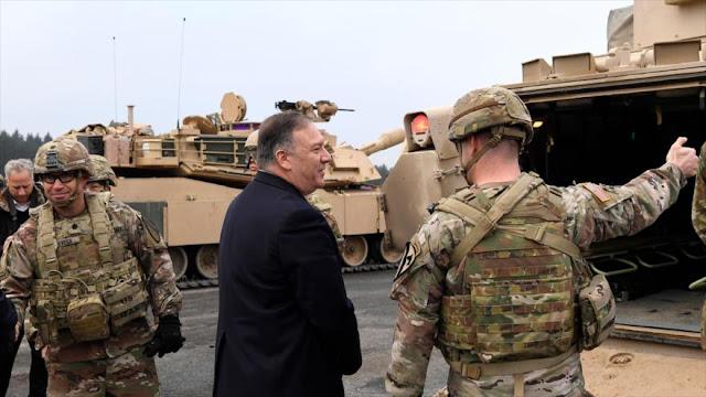 Nueva traba: Alemania no quiere presencia militar de EEUU