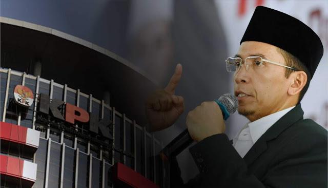 Gerindra: Sebelum Dukung Jokowi, TGB Diperiksa KPK
