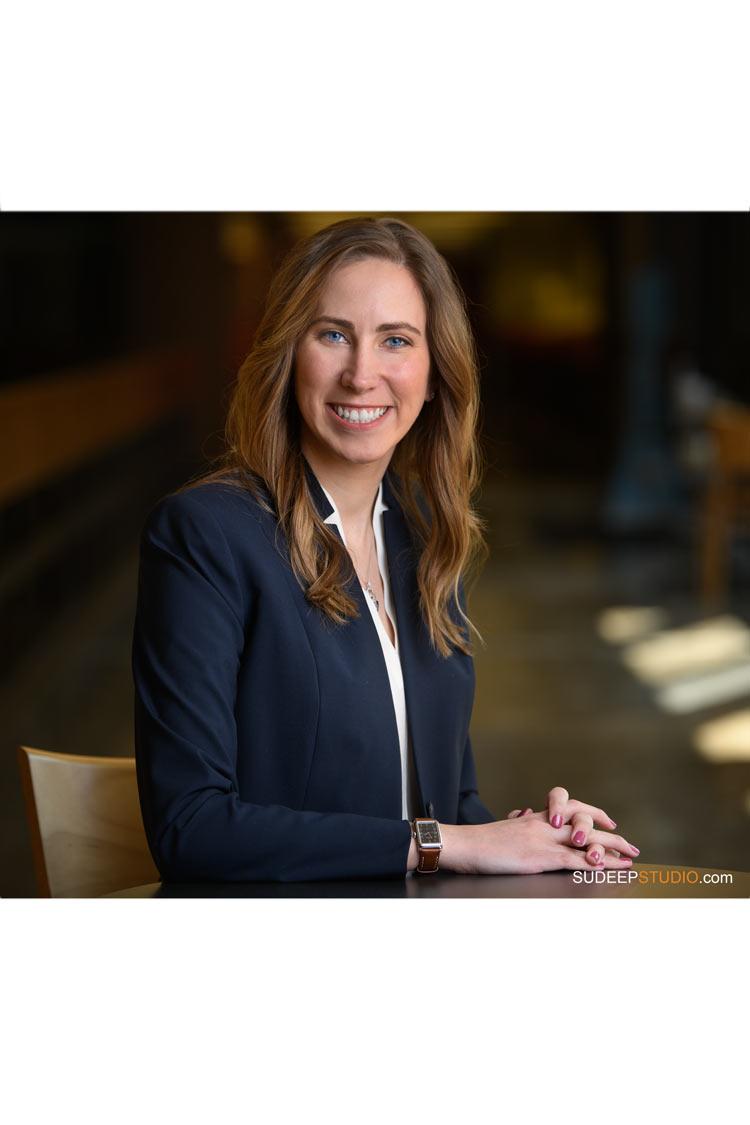 Automotive Supplier Executive Headshot for Women Corporate Website Linkedin by SudeepStudio.com Ann Arbor Headshot Photographer