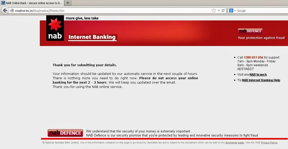 Nab Personal Banking