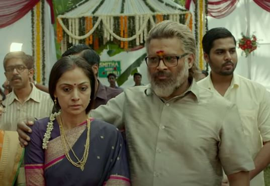 Rocketry Movie Dialogues |  R. Madhavan, Simran Bagga