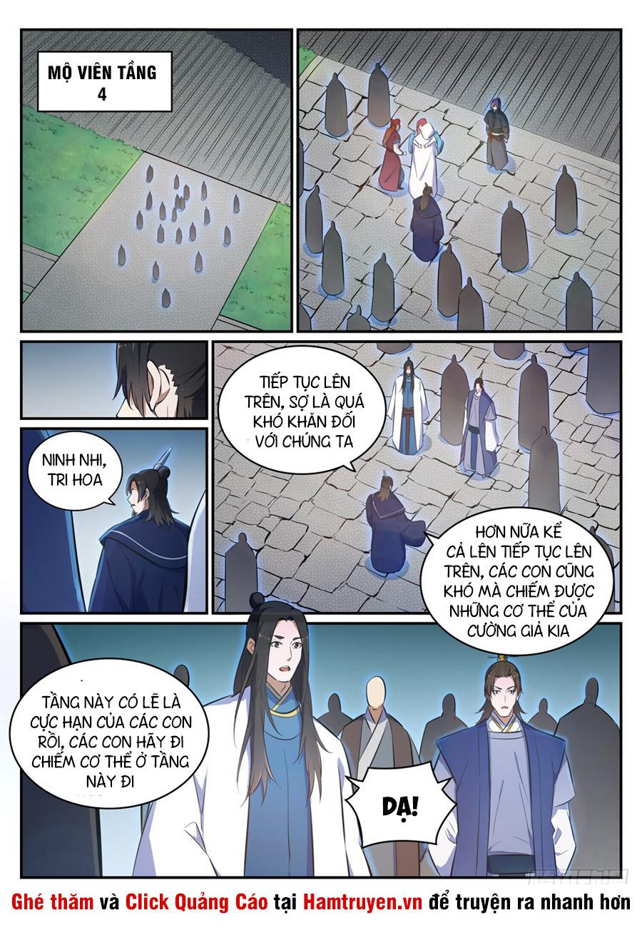 Bách Luyện Thành Thần Chapter 427 video - Hamtruyen.vn
