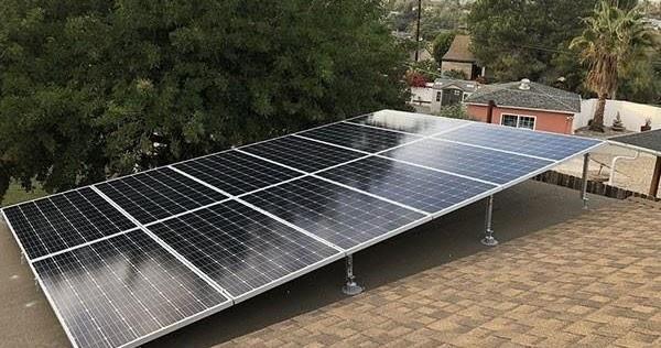 Panel solar en la azotea: pros y contras 1