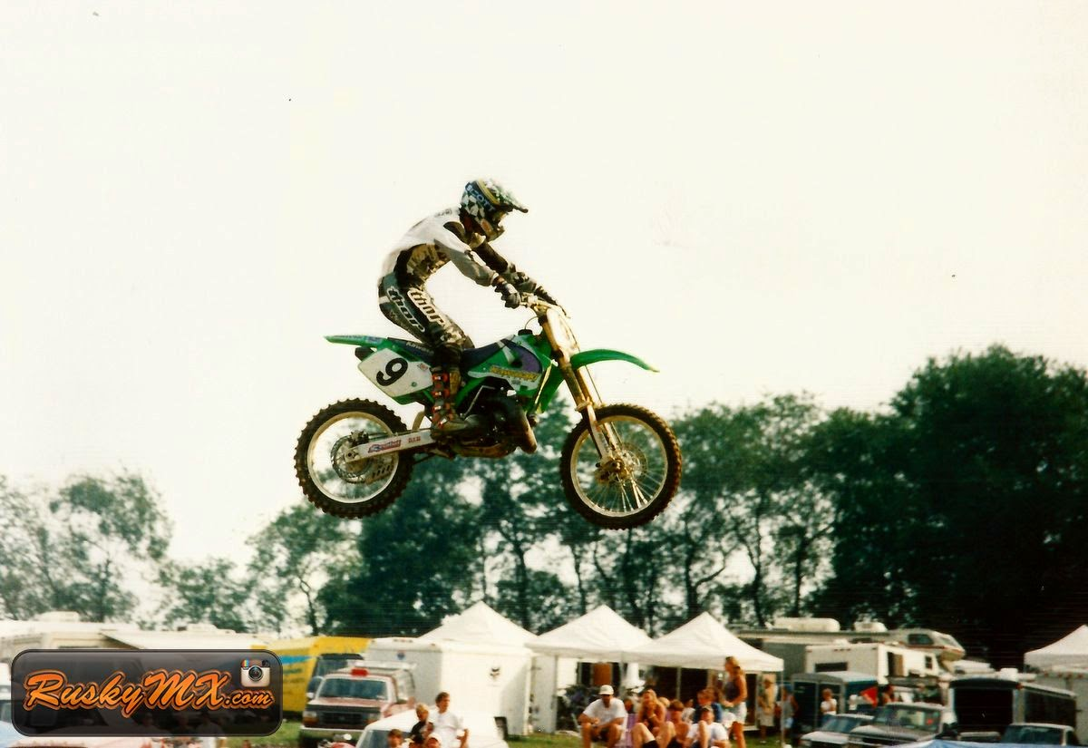 Ryan Hughes Steel City 1997