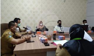 Bupati Lingga Sangat Apresiasi atas Pelaksanaan Perlombaan TTG di kabupaten lingga