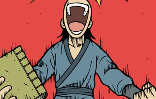 Lee Chul (bộ mới) phần 83: Bí kíp võ lâm