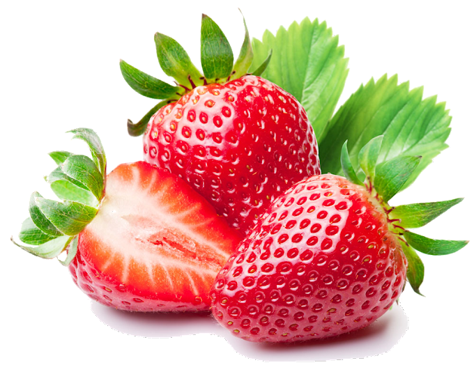 Three strawberries, Strawberry juice Strawberry juice Shortcake, Strawberry, natural Foods, frutti Di Bosco, food png free png