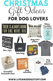 25+ Best Christmas Gift Ideas for Dog Lovers