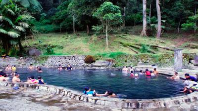 Pemandian Air Panas Cangar Batu Malang