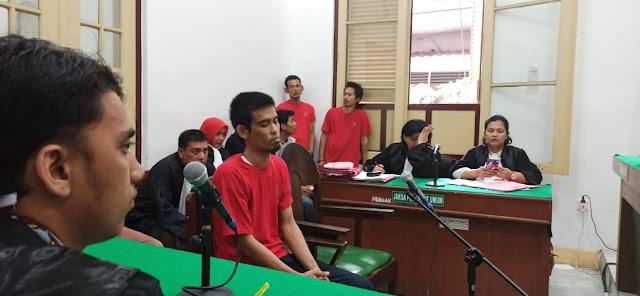 Jadi Kurir Sabu, Pemuda Asal Batubara Divonis 16 Tahun di PN Medan