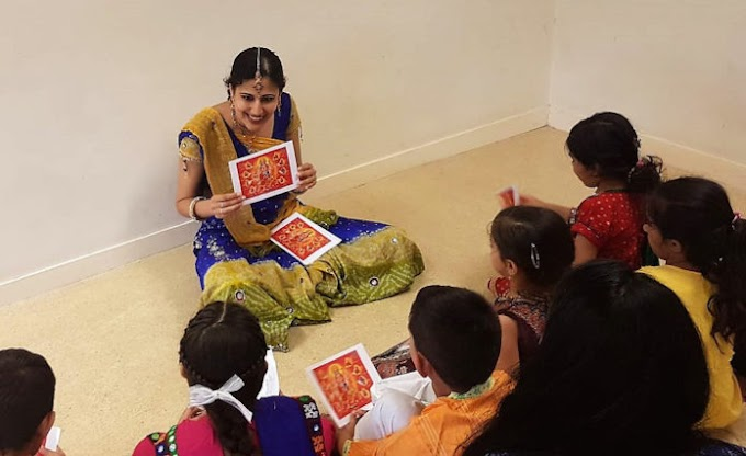 Australian Indian mother launches kids book collection of 'Vedic Heroes' in Australia