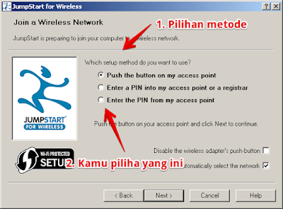Metode Hack PIN WPS Router