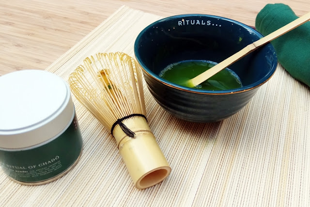 The Ritual of Chado - Rituals - Te matcha
