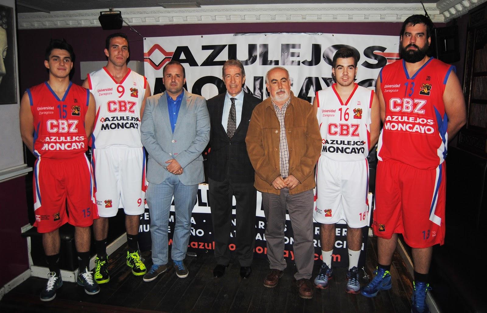 iónporelbasket CB Zaragoza  pas 72a225eb7f580
