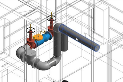 Download Revit MEP families ready to be used in Mechanical , Electrical and Plumbing (MEP)