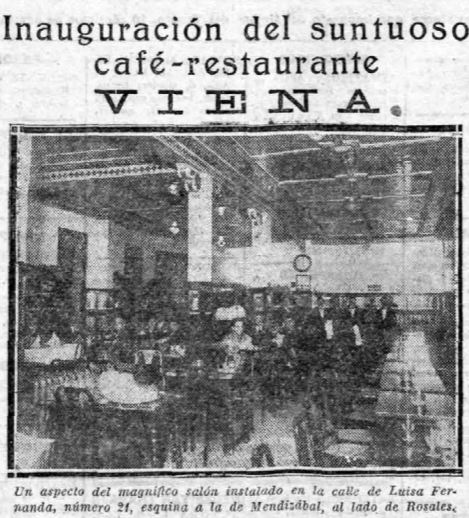 Antiguos caf s de madrid y otras cosas de la villa 2018 for Casa piano sucursales
