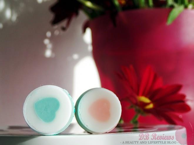 I Love... Lip Balms