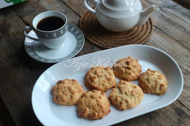 Biskut Cornflakes Yang Paling Sedap
