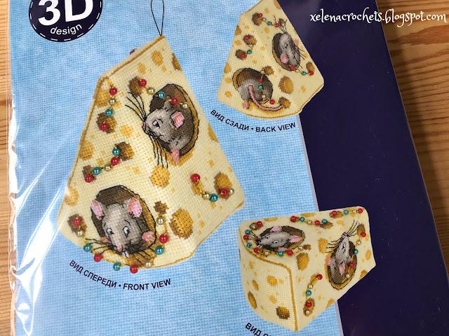 Панна набор Сыр для Мышек (IG-7168)