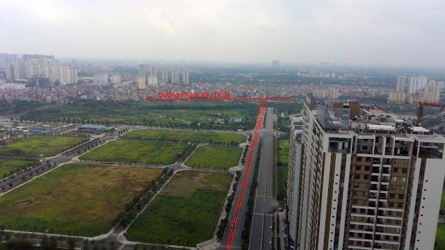 Mở đường Tây Thăng Long từ Vành đai 4 đến hồ Tây: Khu đô thị, dân cư nào được lợi?