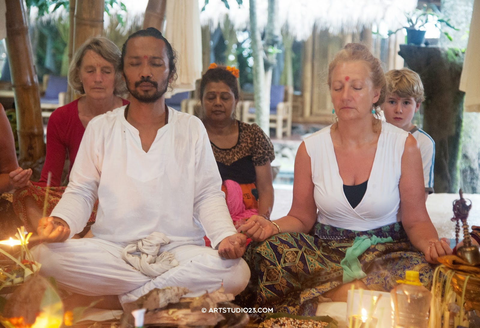 Straight To The Heart Bali Retreat 1-7 October 2015