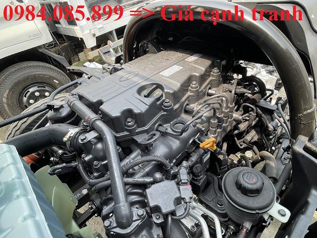 Động cơ Hyundai 110XL thùng kín